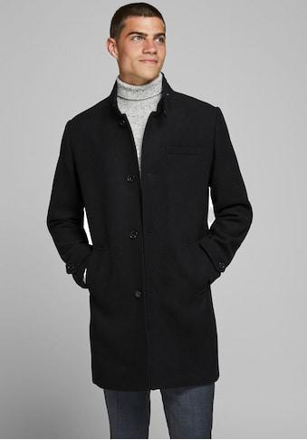 Jack & Jones Wollmantel »BLAMELTON WOOL COAT« kaufen
