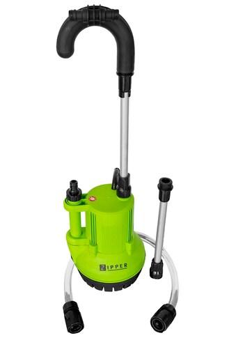 ZIPPER Regenfasspumpe »ZI - RTP350«, 2.500 l/h Fördermenge kaufen