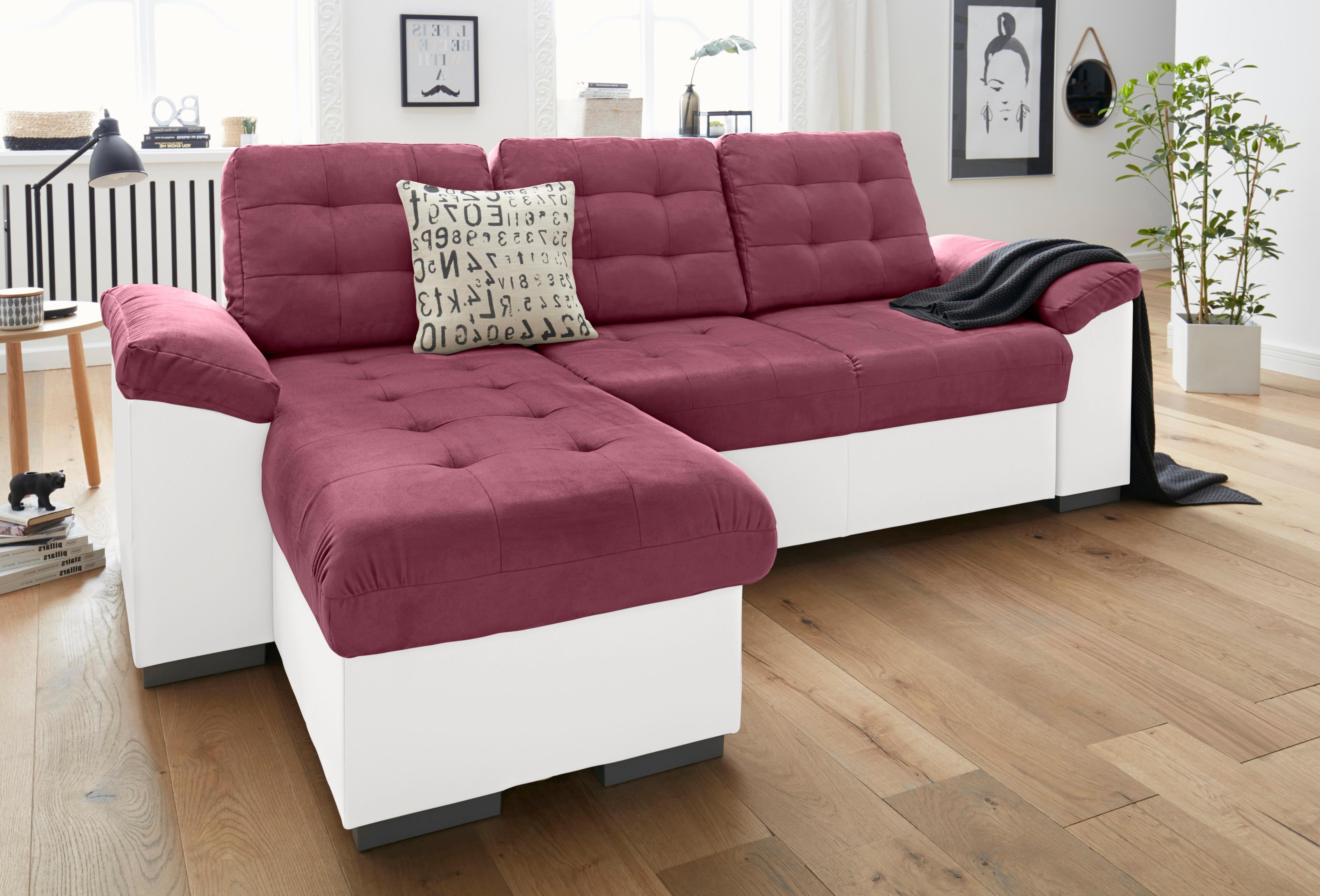 cotta ecksofa auf rechnung kaufen. Black Bedroom Furniture Sets. Home Design Ideas
