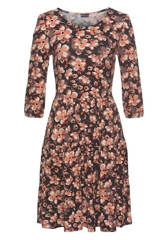 Laura Scott Jerseykleid, mit Volant - NEUE KOLLEKTION kaufen