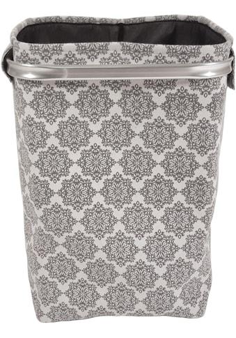 Franz Müller Flechtwaren Wäschebox »TexBox«, (1 St.), Ornamente kaufen