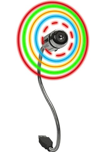Speedlink Mini USB-Ventilator »Speedlink AERO USB Ventilator LED Farbeffekte« kaufen