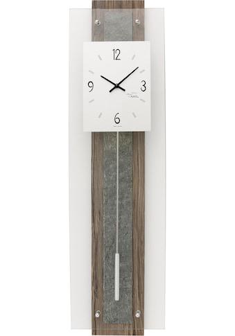 AMS Pendelwanduhr »W7460« kaufen