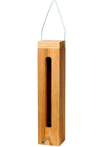 LUXUS - VOGELHAUS Futterspender BxTxH: 5x5x23 cm kaufen