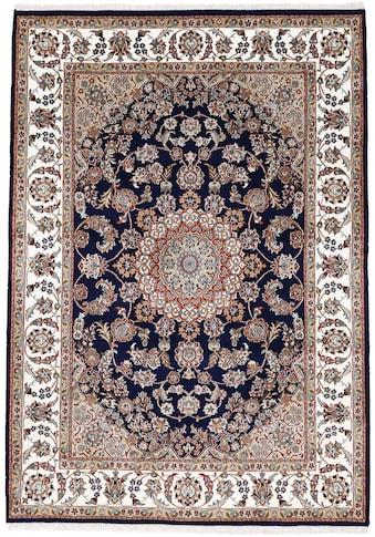 Woven Arts Orientteppich »Orientteppich Nain«, rechteckig, 15 mm Höhe, handgeknüpft,... kaufen