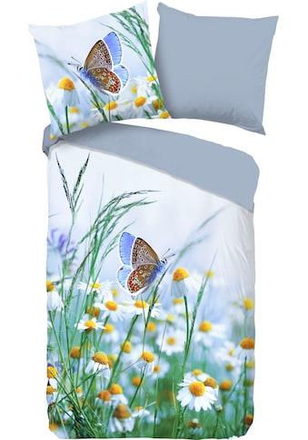 Wendebettwäsche »Butterfly«, good morning kaufen