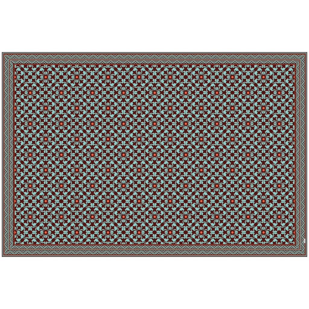 MySpotti Vinylteppich »Buddy Julia«, rechteckig, 0,03 mm Höhe, statisch haftend