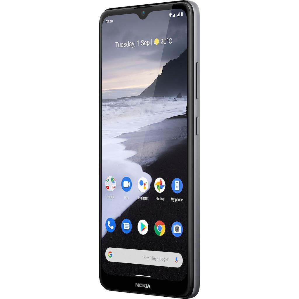 "Nokia Smartphone »2.4«, (16,51 cm/6,5 "" 32 GB Speicherplatz, 13 MP Kamera)"