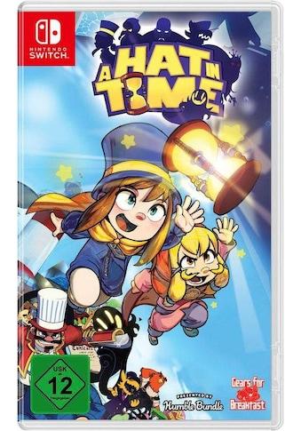 Humble Bundle Spiel »A Hat in Time«, Nintendo Switch kaufen