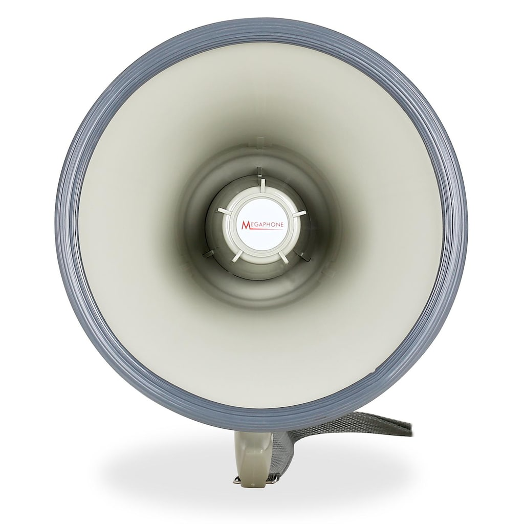 Auna Megafon Megaphon 60W 1000 Meter Sirene