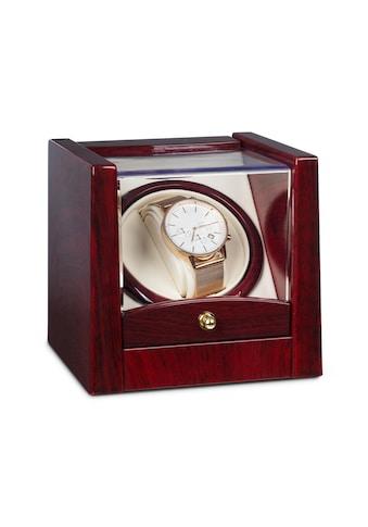 Klarstein Uhrenbeweger 1 Uhr Links - /Rechtslauf 2160 TPD »Cannes« kaufen