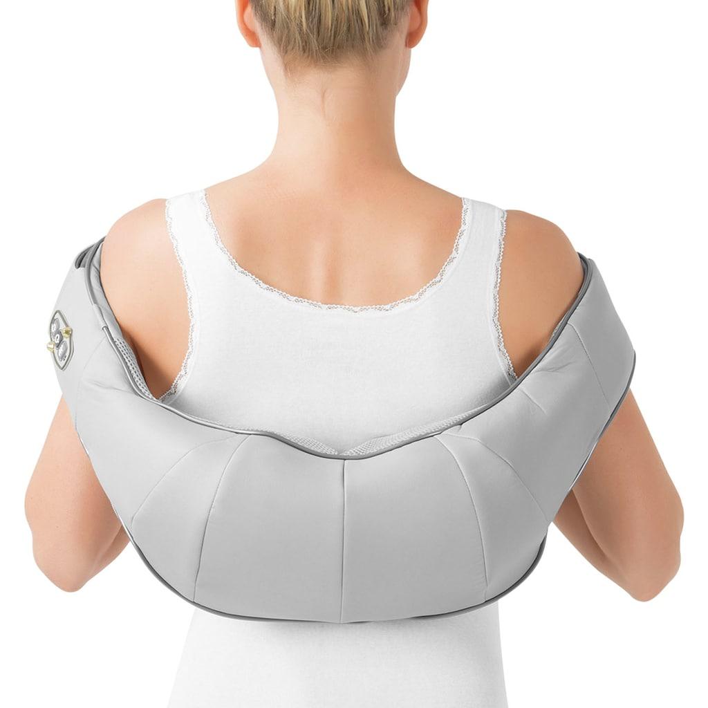VITALmaxx Massagegerät »Shiatsu-Massagegerät«, 3in1