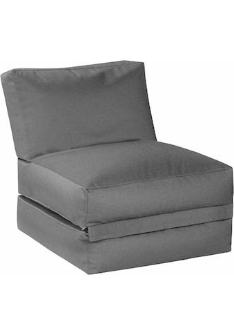 Sitting Point Sitzsack »Sitzsack und Sitzliege Twist OUTSIDE« kaufen