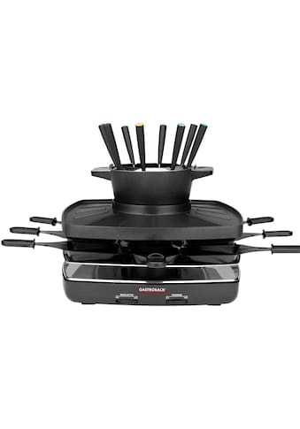 Gastroback Raclette und Fondue-Set »42567 Family and Friends«, 8 St.... kaufen