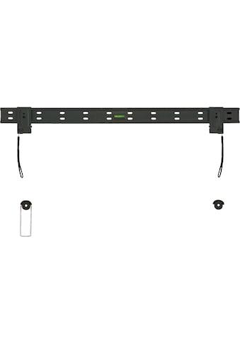 Schwaiger TV Wandhalterung mit 1.45 cm Wandabstand »für Displays mit 107 - 178cm (42 - 70 Zoll)« kaufen