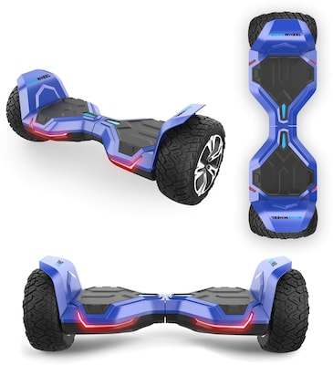 Hoverboards in Lila