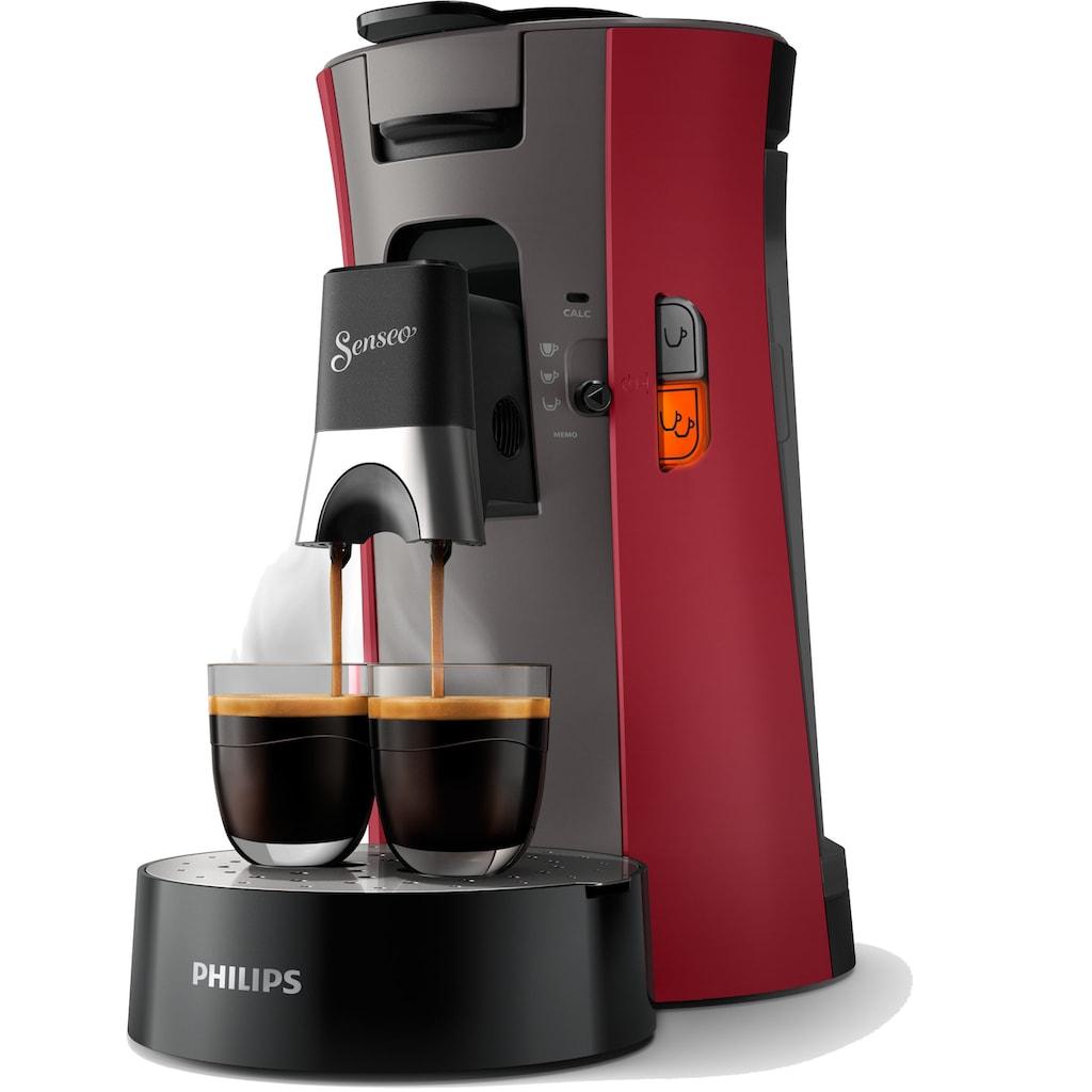 Senseo Kaffeepadmaschine »Select CSA240/90«, inkl. Gratis-Zugaben im Wert von € 14,- UVP