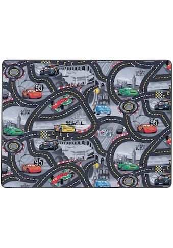 Kinderteppich, »CARS«, Primaflor - Ideen in Textil, rechteckig, Höhe 5 mm, maschinell getuftet kaufen