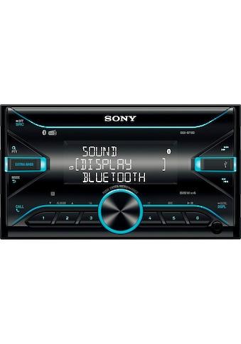 Sony »DSXB710KITEUR« Autoradio (Digitalradio (DAB+),FM - Tuner, 55 Watt) kaufen