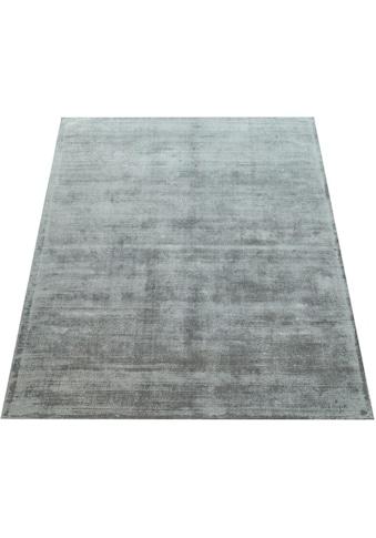 Paco Home Teppich »Glori 330«, rechteckig, 14 mm Höhe, handgefertigter Kurzflor,... kaufen