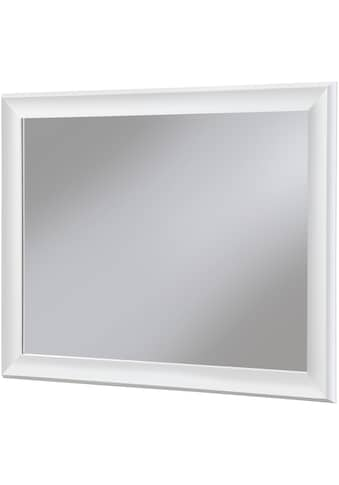 WELLTIME Badspiegel »Mira«, Spiegel weiß, 80 x 60 cm kaufen