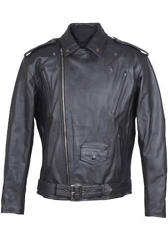 roleff Motorradjacke »RO 666«, 6 Taschen kaufen