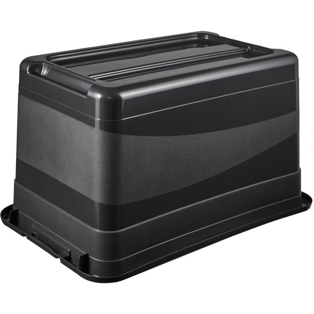 keeeper Transportbehälter »eckhart«, (Set), je 52 Liter
