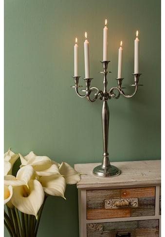 Home affaire Kerzenständer »Abha« (Set, 5 Stück) kaufen