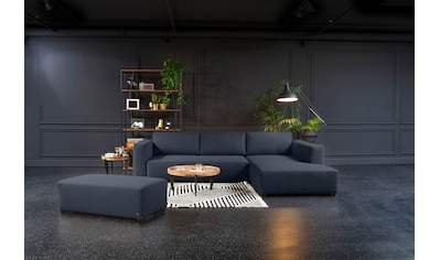 TOM TAILOR Ecksofa »HEAVEN STYLE XL«, aus der COLORS COLLECTION, wahlweise mit Bettfunktion & Bettkasten kaufen