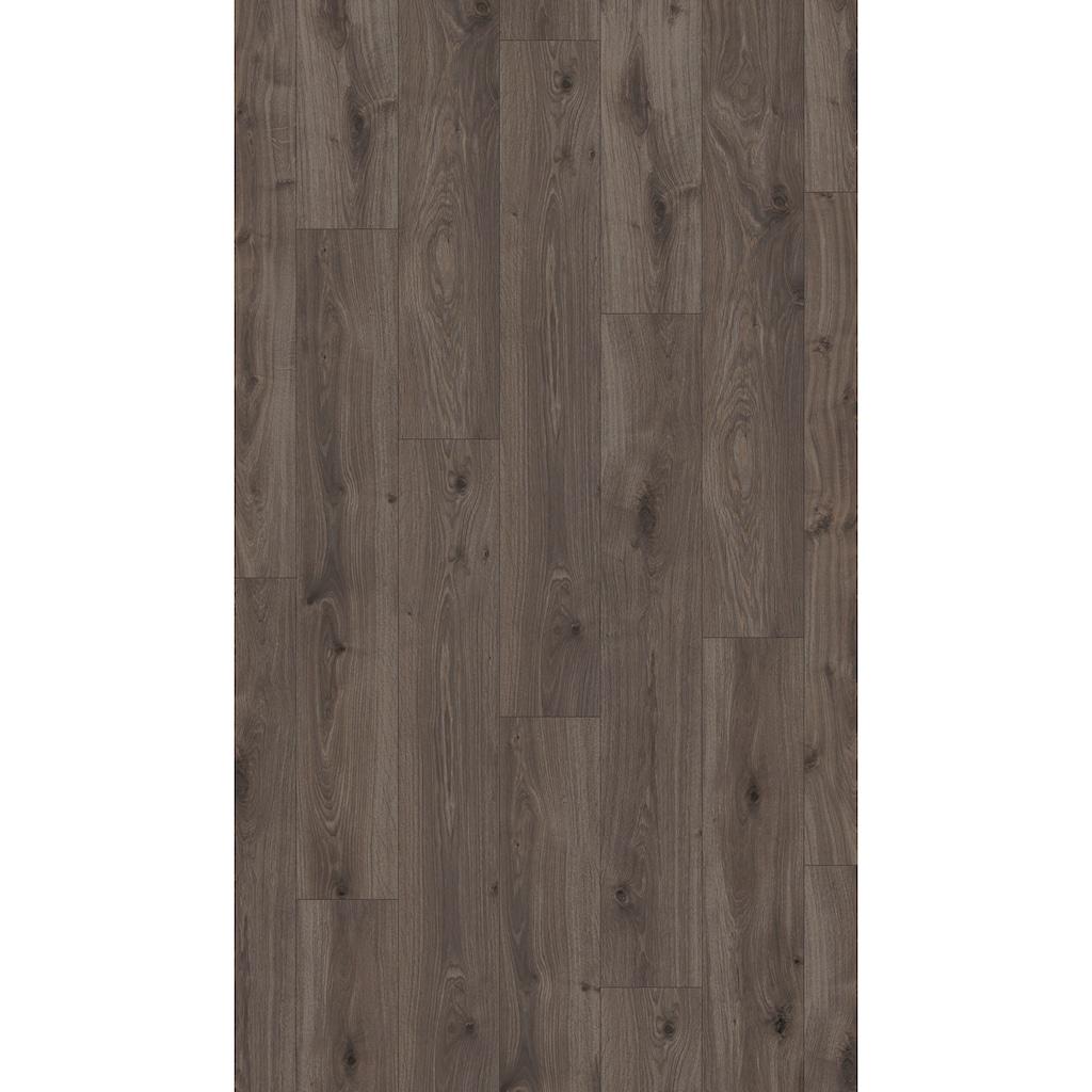 PARADOR Laminat »Basic 400 - Eiche geräuchert weiss«, 1285 x 194 mm, Stärke: 8 mm