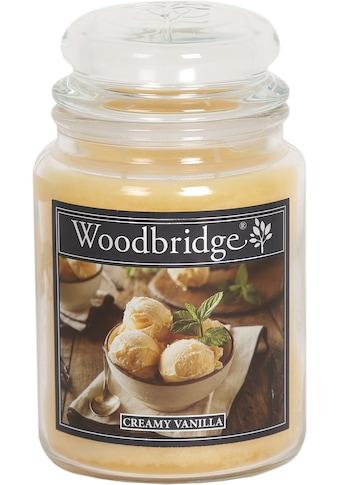 Woodbridge Duftkerze »Creamy Vanilla« kaufen