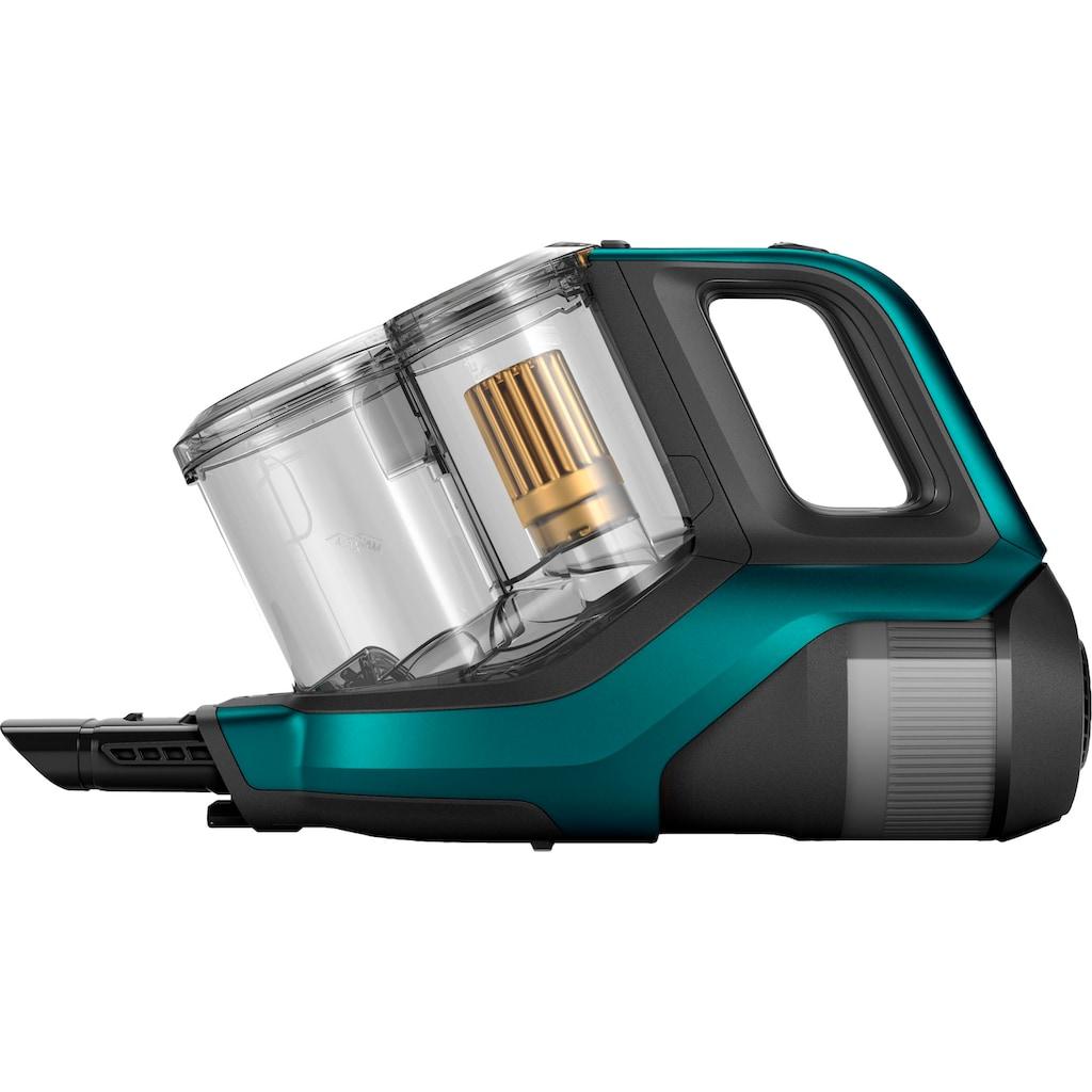 Philips Akku-Hand-und Stielstaubsauger »XC8147/01 SpeedPro Max Aqua, 360°-Saugdüse, 80 Min. Akkulaufzeit«
