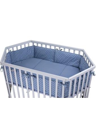 tiSsi® Laufgittereinlage »Kronen blau«, Made in Europe kaufen