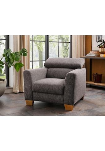 Home affaire Sessel »Steve Luxus«, mit besonders hochwertiger Polsterung für pro... kaufen
