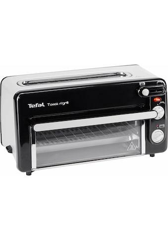 Tefal Minibackofen »Toast-Grill und Mini-Ofen TL6008«, 1300 W, kein Vorheizen notwendig kaufen