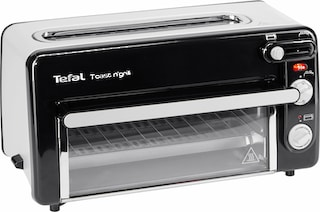 tefal 2 in 1 toaster toaster toast n 39 grill und mini ofen. Black Bedroom Furniture Sets. Home Design Ideas