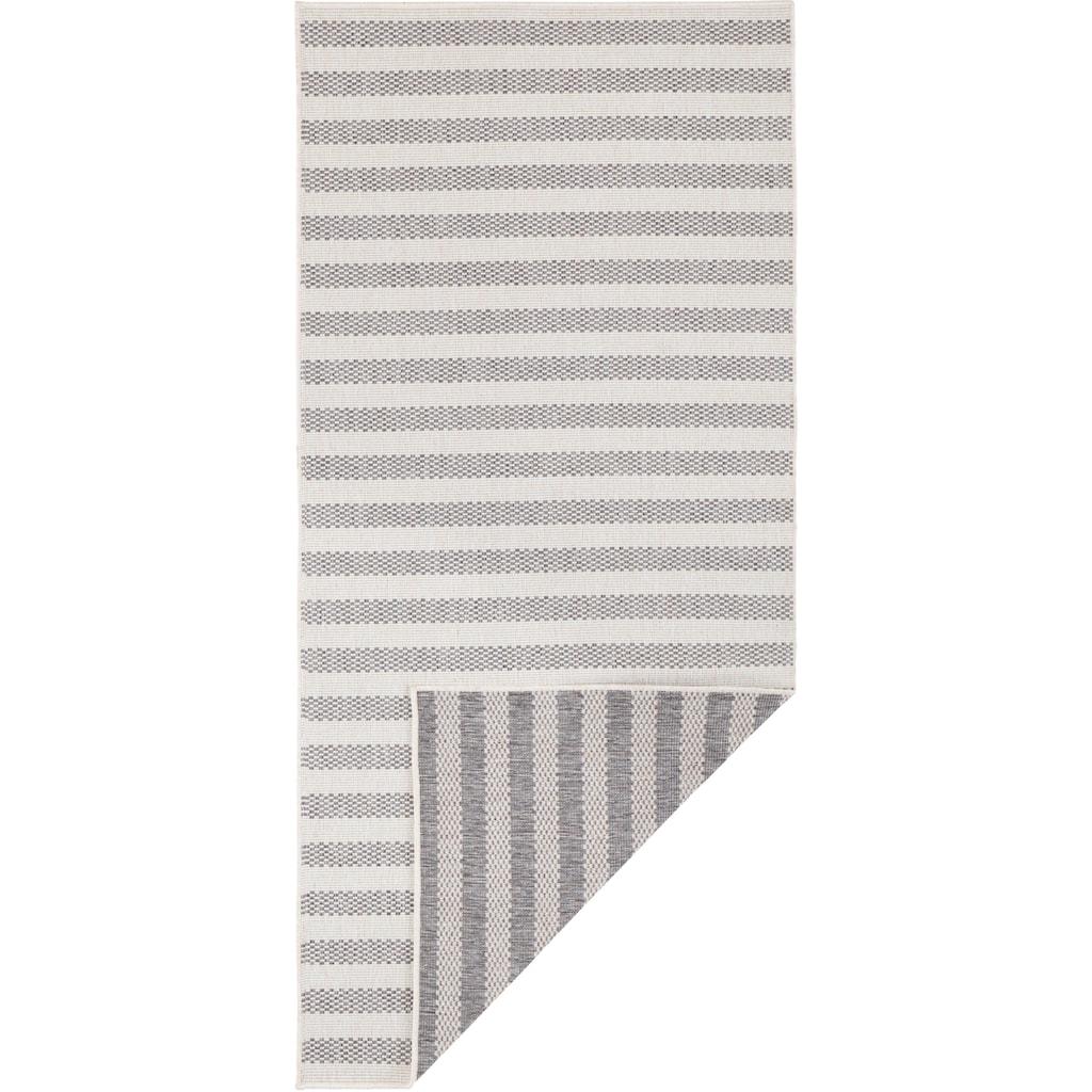 freundin Home Collection Läufer »Delilia«, rechteckig, 5 mm Höhe, In- und Outdoor geeignet, Wendeteppich