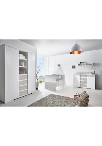 Schardt Babyzimmer-Komplettset »Maxx Boathouse«, (Set, 3 St.), Made in Germany; mit... kaufen