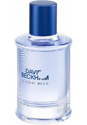 """DAVID BECKHAM Eau de Toilette """"Classic Blue"""" kaufen"""
