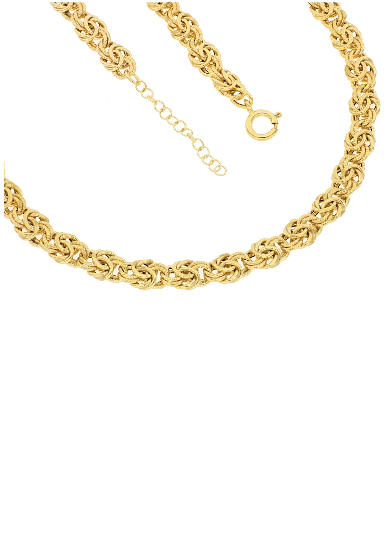 Firetti Königskette »7,4 mm breit, glanz, ziseliert« | Schmuck > Halsketten > Königsketten | Firetti