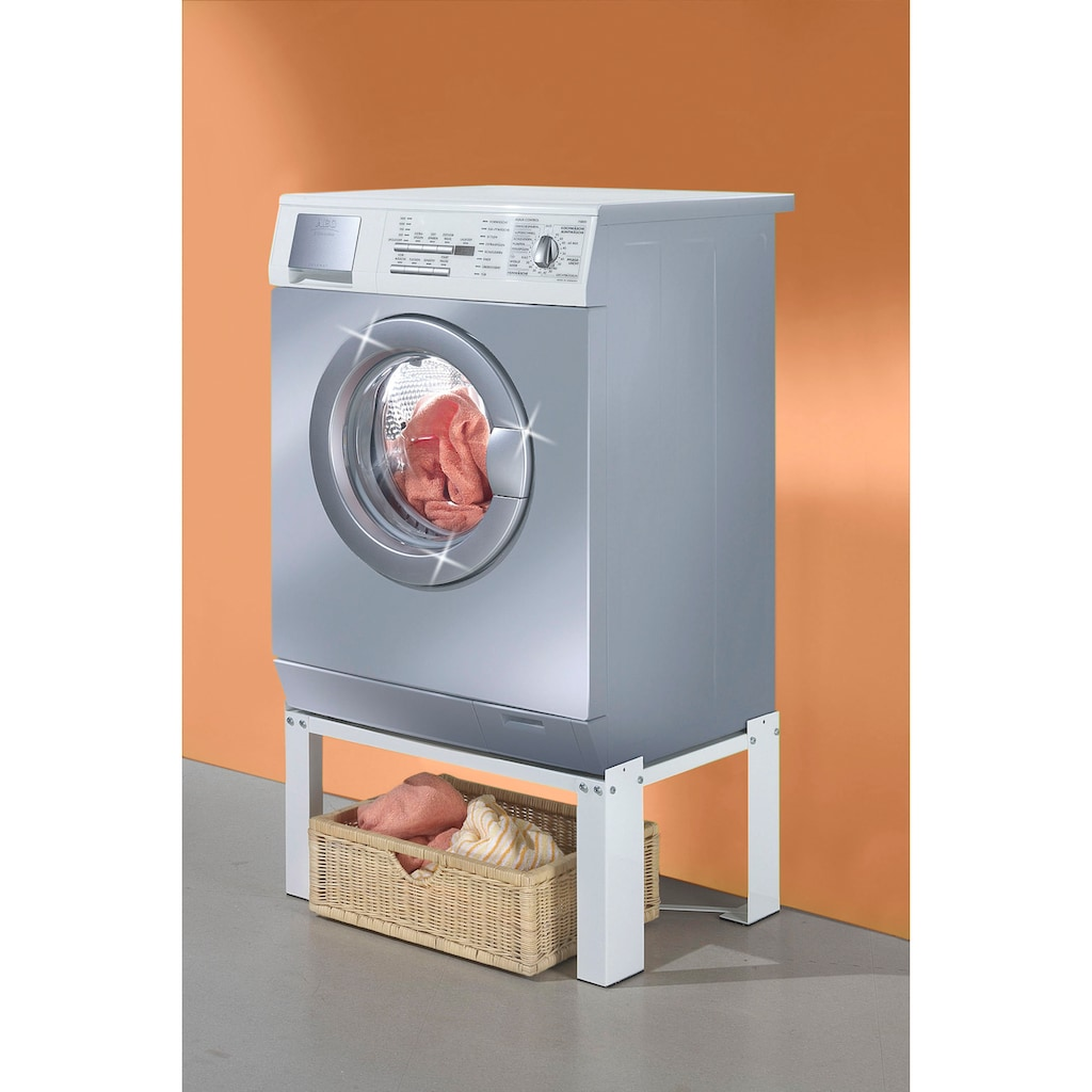 Sz Metall Waschmaschinen-Untergestell, offen