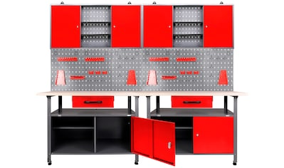 ONDIS24 Werkstatt - Set »Klaus«, 240 cm kaufen