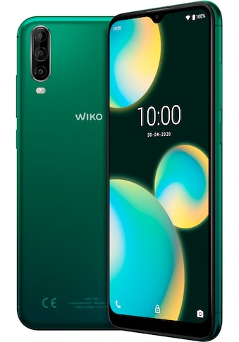 """WIKO Smartphone »VIEW4 LITE«, (16,5 cm/6,52 """" 32 GB Speicherplatz, 13 MP Kamera) kaufen"""