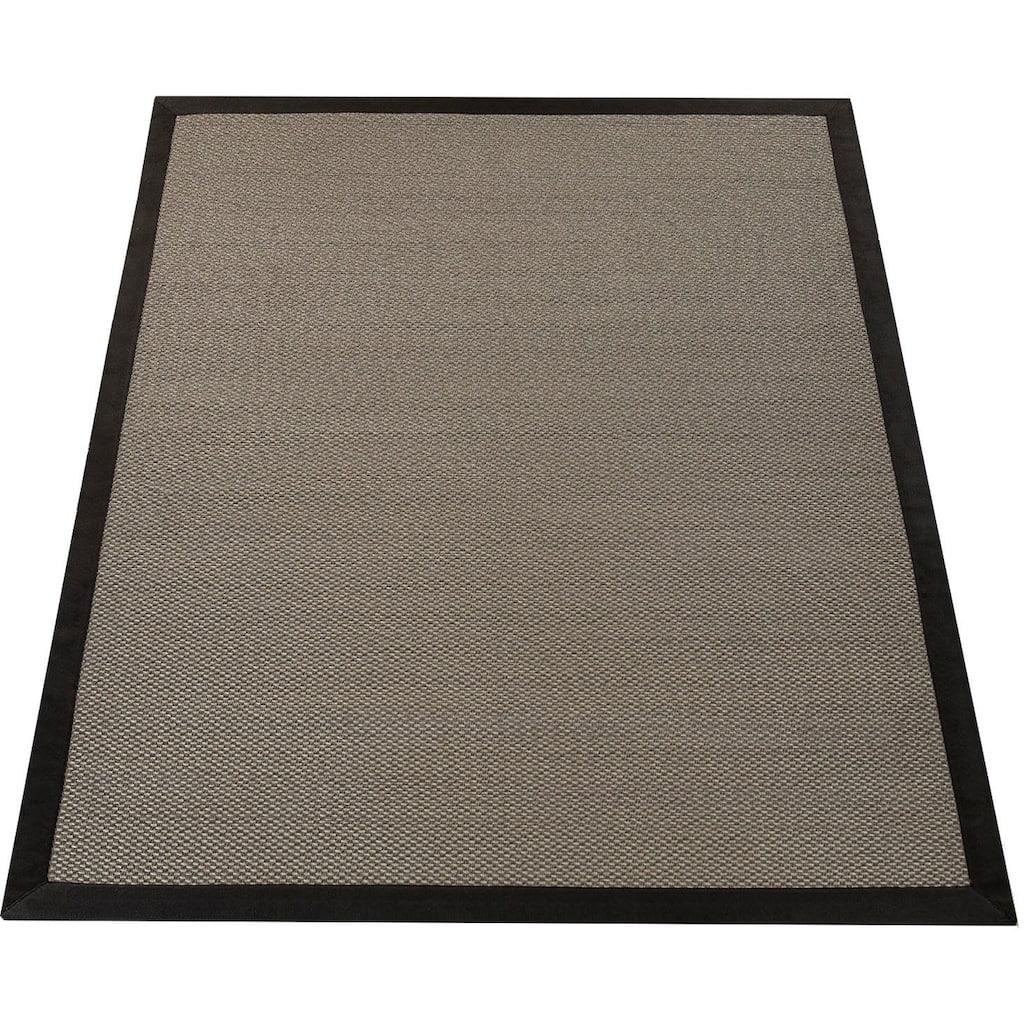Paco Home Läufer »Sisalo 270«, rechteckig, 5 mm Höhe, Teppich-Läufer, Flachgewebe, gewebt, Sisal Optik, In- und Outdoor geeignet