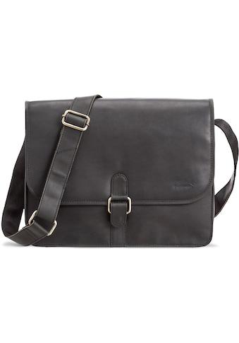 Packenger Umhängetasche »Aslang, schwarz« kaufen