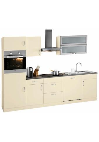 wiho Küchen Küchenzeile »Amrum« kaufen