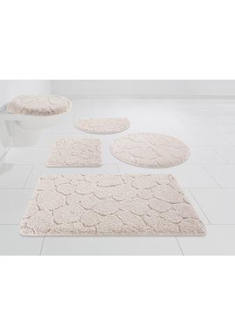 Badematte »Steine«, my home, Höhe 20 mm, strapazierfähig kaufen