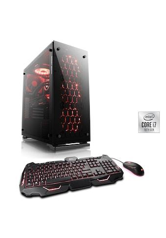 CSL »HydroX T9331 Wasserkühlung« Gaming - PC (Intel®, Core i7, RTX 2080 SUPER, Wasserkühlung) kaufen