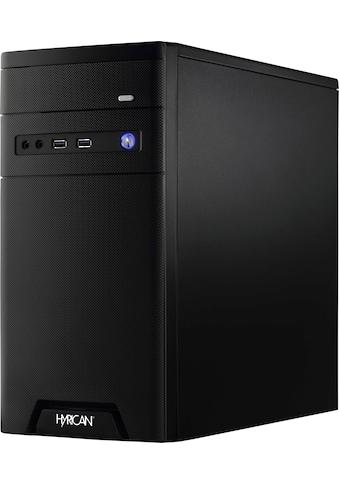 Hyrican PC »Ryzen 3 3200G 8GB RAM 1TB 240GB SSD Grafik on board »Home-Office 6433«« kaufen