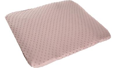 roba® Wickelauflagenbezug »Lil Planet, rosa/mauve« kaufen